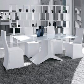 Reale Dining Table by Antonello Italia