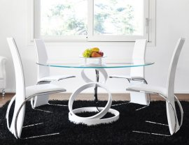 Trilogy Dining Table by Unico Italia