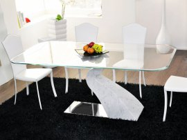 Sintonia Dining Table by Unico Italia