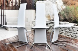 Unica Chairs by Unico Italia