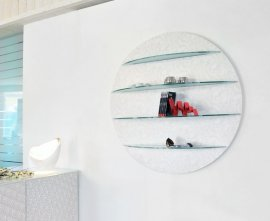 Sphera Bookcase by Unico Italia