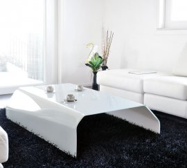 Polyline Coffee Table by Unico Italia