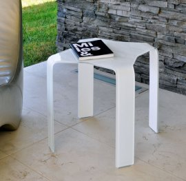 Sincro End Table by Unico Italia