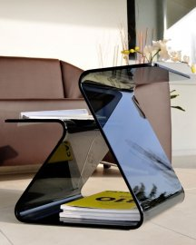 Level End Table by Unico Italia
