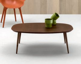 Forme Rectangular Coffee Table by Doimo