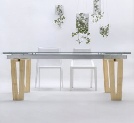 X Table Dining Tables by Doimo