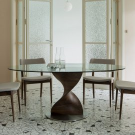 Elika 180 Dining Tables by Porada