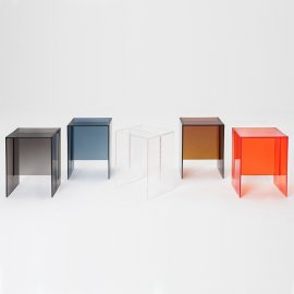 Max Beam End Table by Kartell