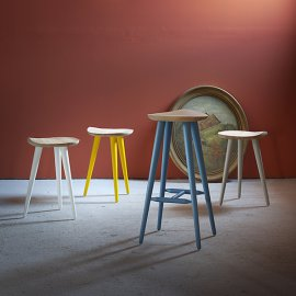 Lechuck Stools by Miniforms