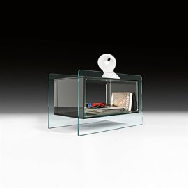 Magique Side End Tables by Fiam