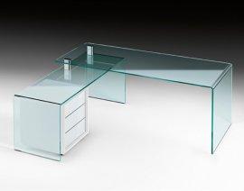 Rialto Isola Desk by Fiam