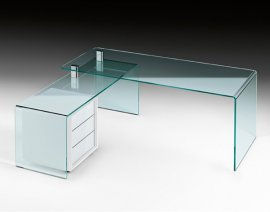 Rialto Isola Desks by Fiam
