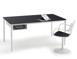 Slim 8 Office  Desks by Sovet