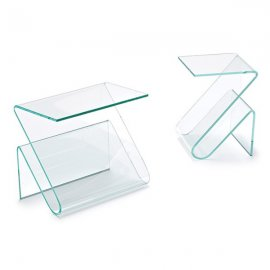 Zeta End Tables by Sovet