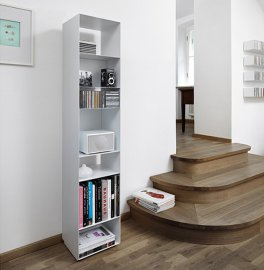 Unit 1 Bookcase by Muller