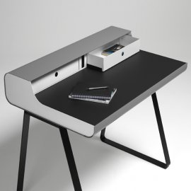 Secretary Desk PS10 Desks by Muller