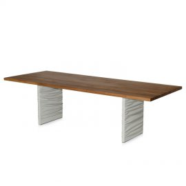 Twist Dining Tables by Frag