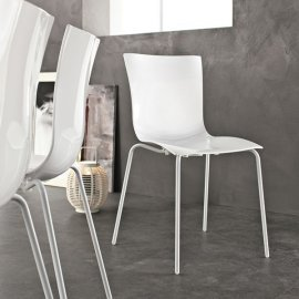 Aria Easy 7204 Chair by Tonin Casa