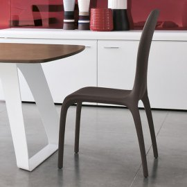 Lisetta 7200 Chairs by Tonin Casa