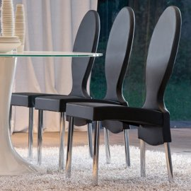 Vivienne 7258 Chairs by Tonin Casa