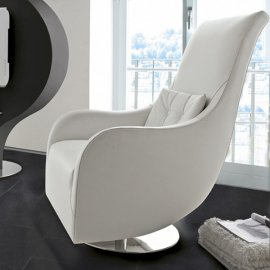 Nolita AT111R Lounge Chair by Tonin Casa