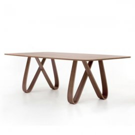 Butterfly 8070 Dining Table by Tonin Casa