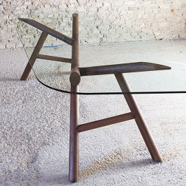 Otto Dining Tables by Miniforms