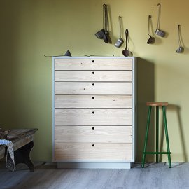 Tola Chest Cabinets by Miniforms