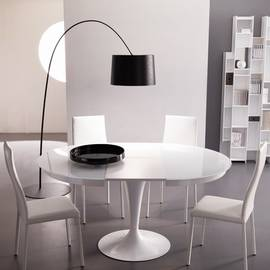 Eclipse T310 Dining Table by Ozzio