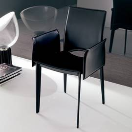 Viva BR S335 Chair by Ozzio