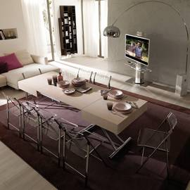 Magnum Legno T131 Coffee Table by Ozzio