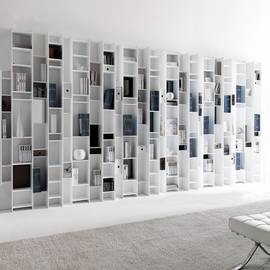 Byblos X026 Bookcase by Ozzio