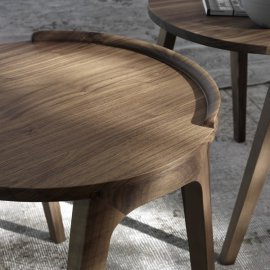 Deck End Table by Porada