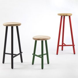 Milk Stool by Miniforms