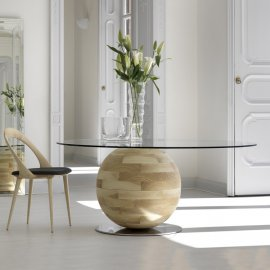 Gheo-Off Dining Table by Porada