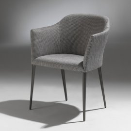 Grace Lounge Chair by Porada