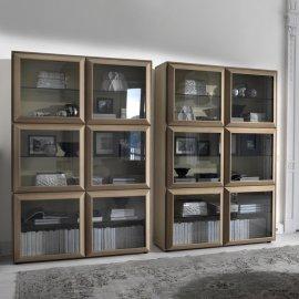 Kvadro Cabinets by Porada
