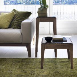 Ziggy Side Table End Table by Porada