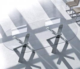 Twin Resort Dining Table by Antonello Italia