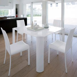 Scott Square Dining Table by Antonello Italia
