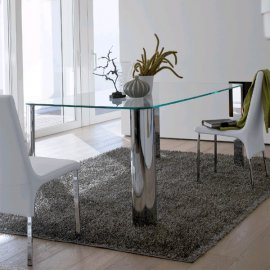 Scott Rectangular Dining Table by Antonello Italia