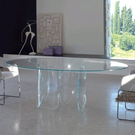 Sidney Dining Tables by Antonello Italia