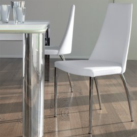 Dalila Chairs by Antonello Italia