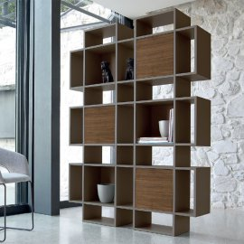 Plaza Cabinet by Antonello Italia