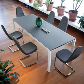 Galaxy 160 Dining Tables by DomItalia