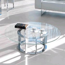 Naxos Coffee Table by Steelline