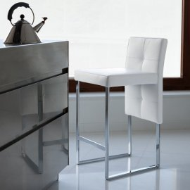 Montecarlo Stool by Steelline
