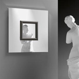 Ritratto Mirror by Fiam