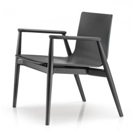 Malmo Lounge 295 Lounge Chair by Pedrali