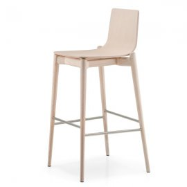 Malmo Stool by Pedrali